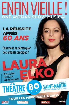 Laura Elko, Enfin Vieille au BO Saint-Martin