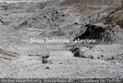 Michel Houellebecq, rester vivant au Palais de Tokyo