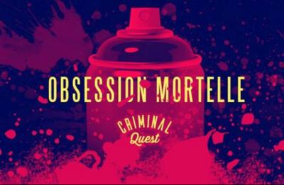 Obsession mortelle, l'escape game éphémère à la Belle Vitry'N