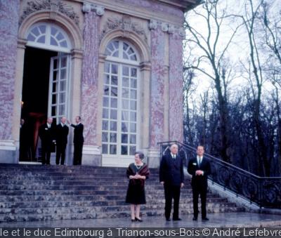 Un Président chez le Roi, De Gaulle au Trianon, l'expo à Versailles
