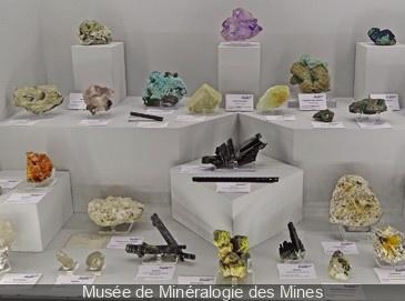 Musée de Minéralogie des Mines
