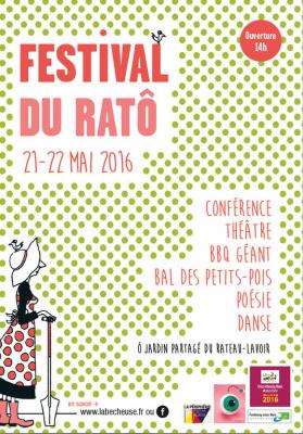 Fête de la Nature 2016, le festival du Petit Pois à Fontenay-sous-Bois