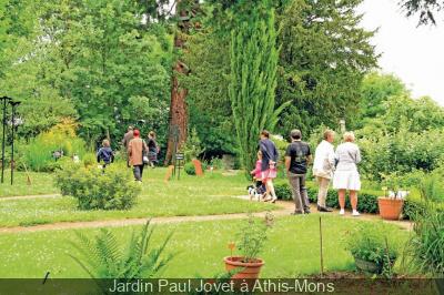 Les secrets de jardins en Essonne