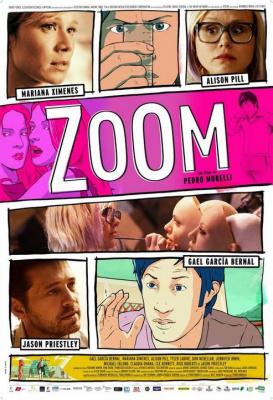 ZOOM, film de Pedro Morelli