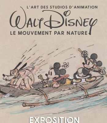 Les studios d'animation Walt Disney, l'exposition au Musée Art Ludique