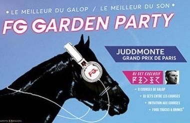 FG Garden Party 2016 avec FEDER