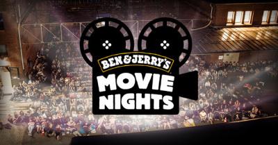 Movie Nights by Ben Jerry's à laPlage du Glazart