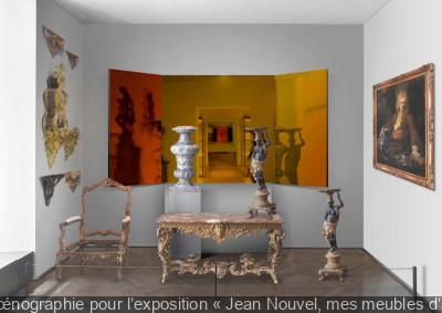Jean Nouvel, ses meubles d'architecte au Musée des Arts Décoratifs