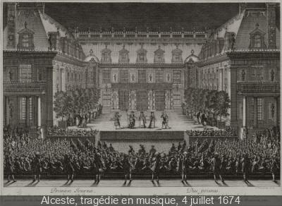 Les fêtes à la Cour au Château de Versailles