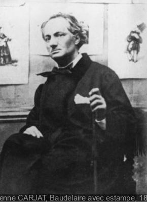 L'oeil de Baudelaire au Musée de la Vie Romantique