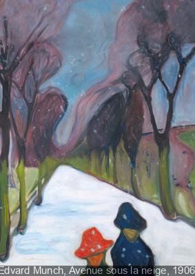 Hodler Monet Munch, peindre l'impossible au Musée Marmottan Monet