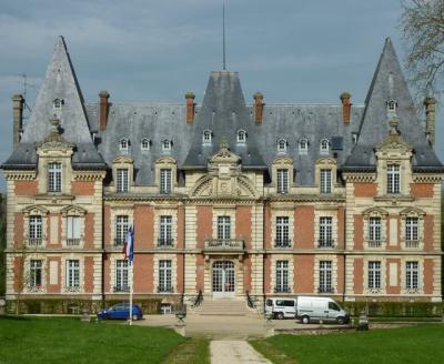 Centre EPIDE de Montry - Château de Montry