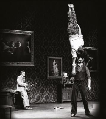 The Elephant in the Room par le Cirque le Roux