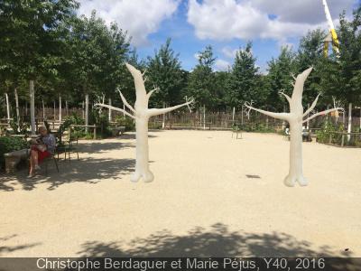 Fiac 2016 le hors les murs au jardin des tuileries for Jardin des tuileries 2016