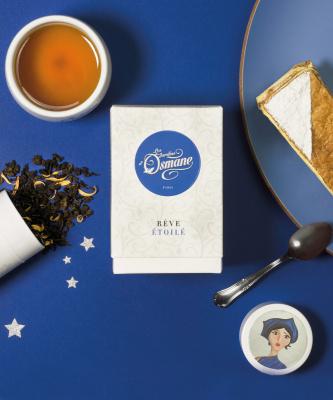 Les Jardins d'Osmane, le salon de thé éphémère