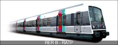RER B - RATP