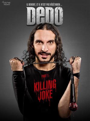 Dédo, Killing Joke à la Nouvelle Seine