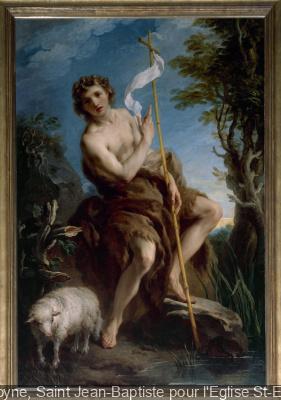 Le Baroque des Lumières, chefs d'oeuvre des églises parisiennes au Petit Palais