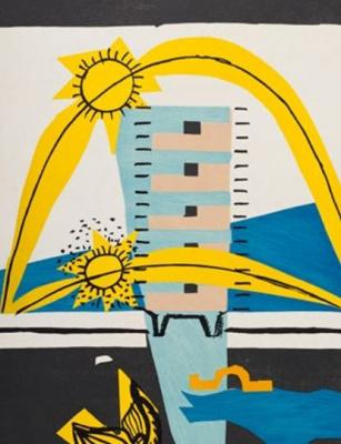 Le Corbusier, Multi facettes, l'installation au Store Cogedim