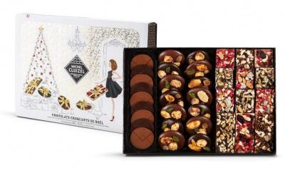 Chocolats de Noël 2016 by La Manufacture Cluizel
