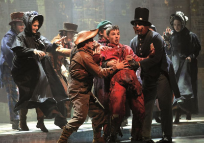 Oliver Twist, la Comédie Musicale à Paris, prolongations