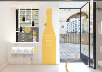 Champagnes de Vignerons, la boutique éphémère pour les fêtes