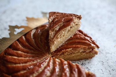 Gâteau et galette des Rois 2017 par Cyril Lignac