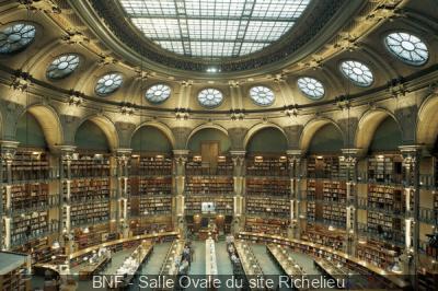 Week-end gratuit à la Bibliothèque Richelieu pour sa réouverture