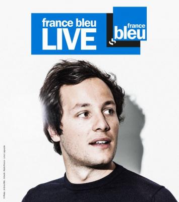 France Bleu Live avec Vianney : gagnez vos places !