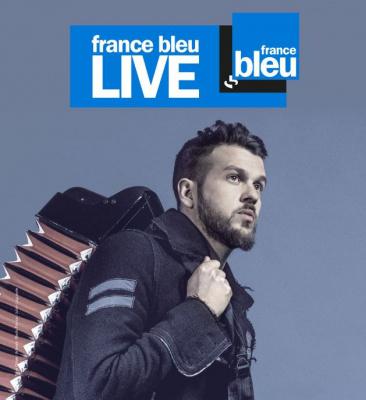 Claudio Capéo en showcase avec France Bleu Live : gagnez vos places !