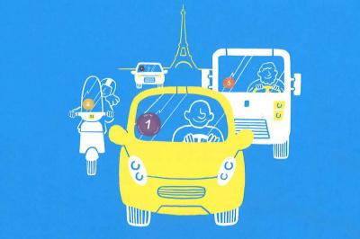 Crit'Air, demander la vignette obligatoire à Paris