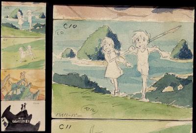 Miyazaki, l'avant Ghibli au Pavillon des Canaux