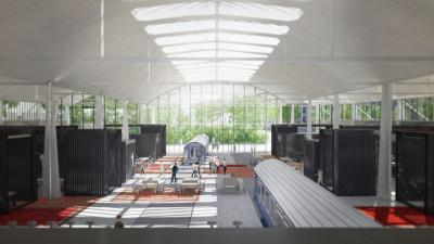 Facebook s'associe au projet de Xavier Niel — Station F