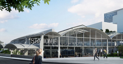 Station F : la Halle Freyssinet devient le plus grand incubateur de France