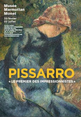 Pissarro, le premier des impressionnistes au Musée Marmottan Monet