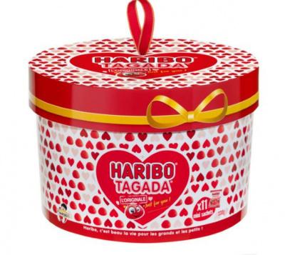 Saint-Valentin 2017 avec des Tagada !
