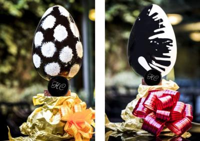 Brunch et Chocolat de Pâques 2017 à l'Hôtel du Collectionneur