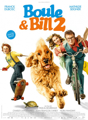 BOULE & BILL 2 au cinéma pour les vacances de Pâqes