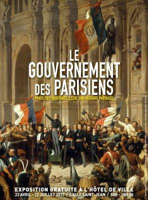 Le Gouvernement des Parisiens, l'expo à l'Hôtel de Ville