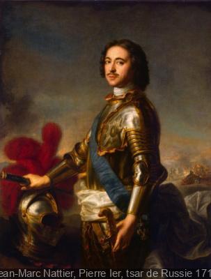 Pierre Le Grand, un Tsar au Château de Versailles