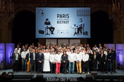 La Mairie de Paris distingue 100 bistrots parisiens : découvrez-les !