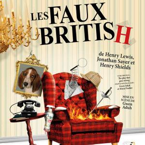 Les Faux British au Théâtre Saint Georges