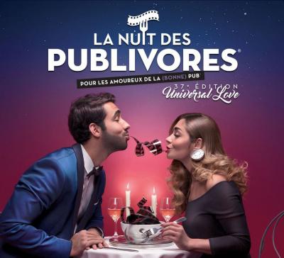 La Nuit des Publivores 2017 au Grand Rex de Paris