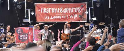Fête de la Musique 2017 à Sartrouville