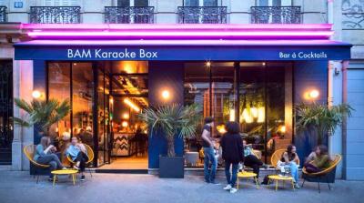 bam karaoke parmentier et sa salle priv 233 e de 30 personnes