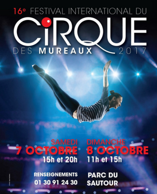 Festival international du cirque des Mureaux 2017