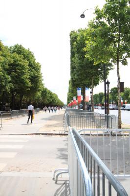 14 juillet 2017 à Paris : attention, restrictions de circulation !