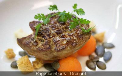 Drouant, ou déjeuner chez l'Académie Goncourt