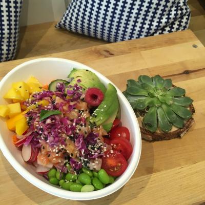 Pokawa, des poké bowls pour prolonger l'été