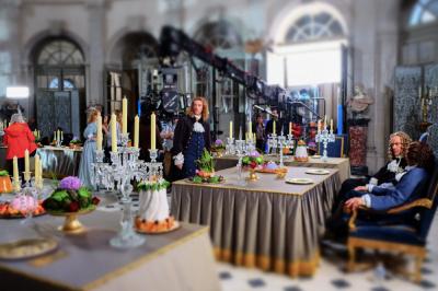 Vaux-le-Vicomte dévoile les coulisses de la série Versailles